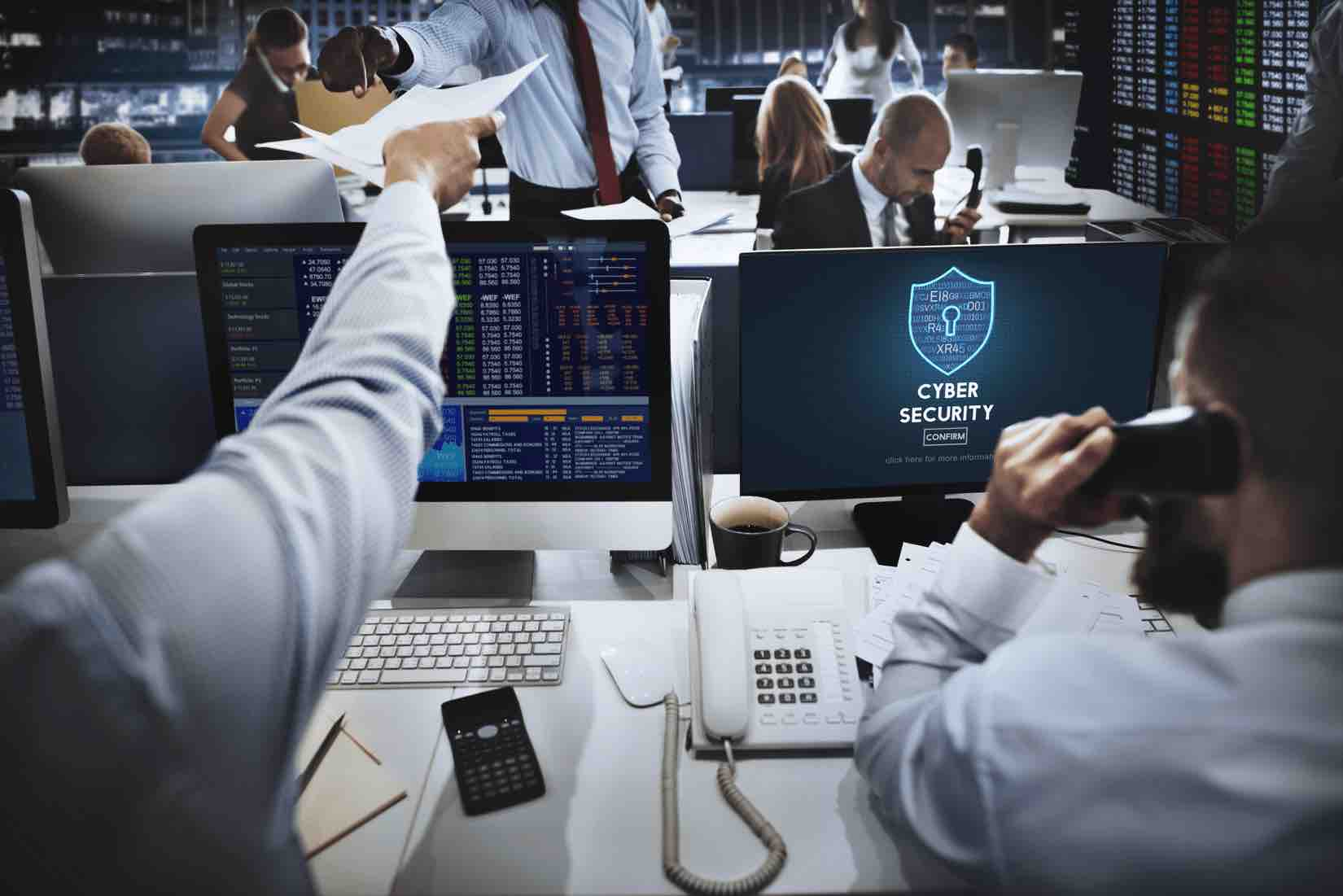 Cyber Security in Accountancy Industry