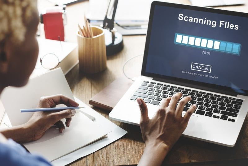 Antivirus cyber security