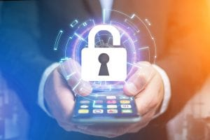 Mobile phone cyber security