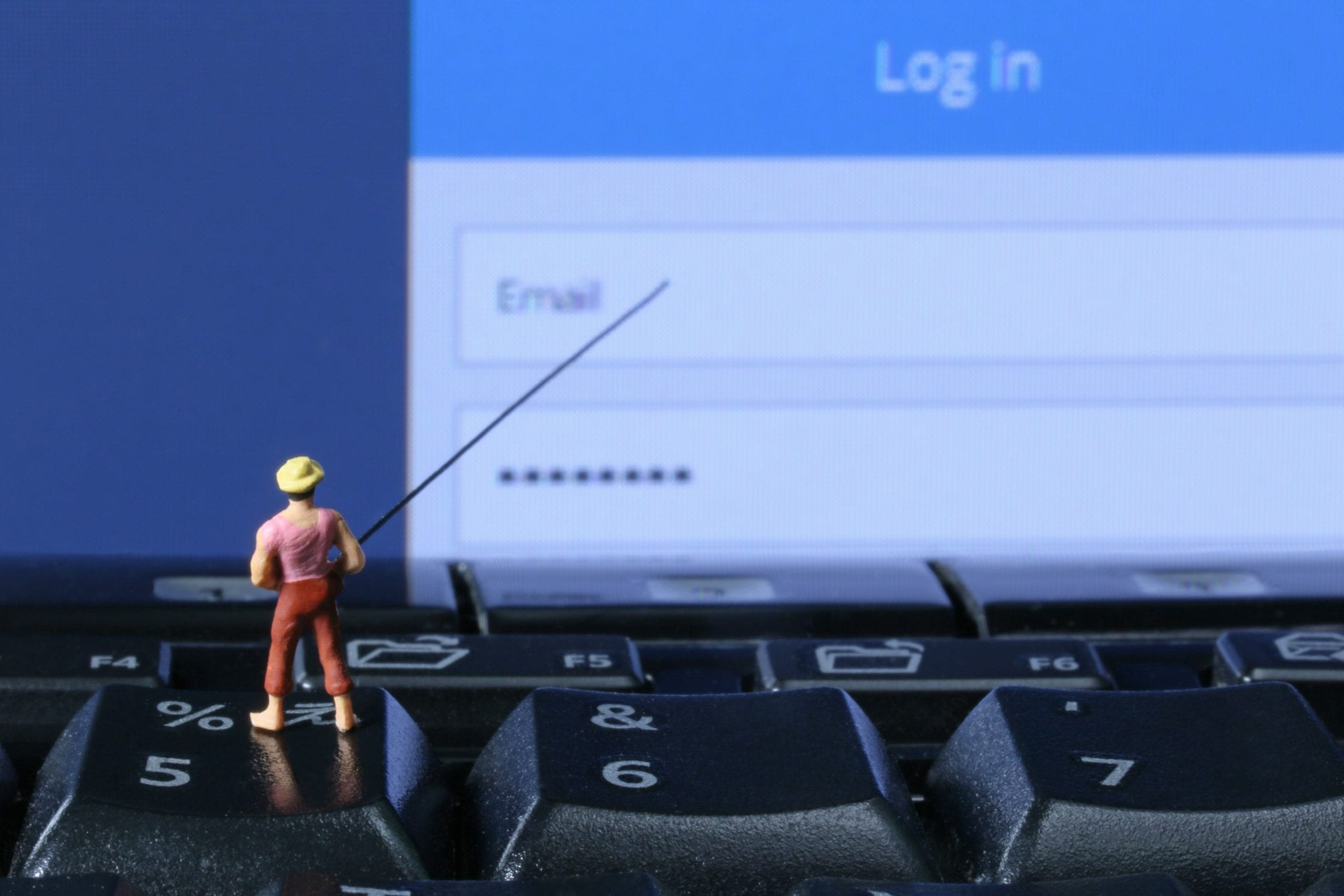 Gone Phishing? How to deal with a phishing email