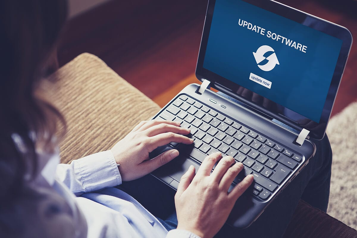 Don't Wait to Update: run out-dated software at your peril