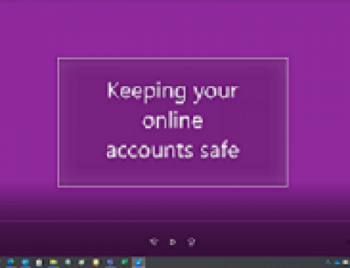 IT solutions – How to improve your account cybersecurity