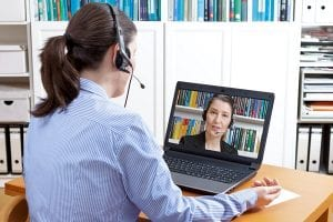 Our IT tips for projecting a professional image and being more productive using video conferencing best practice.