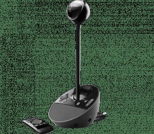 Logitech camera microphone system