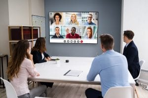 How to set up high-quality video meetings using Microsoft Teams.