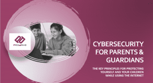 Part of learning digital skills is to know about staying safe online. Learn more with our Cybersecurity guide for parents and guardians