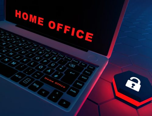 Remote working law firms and home setups