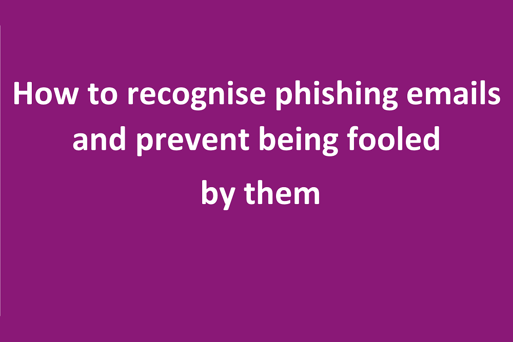Phishing emails: what they are and how to protect your business against them.